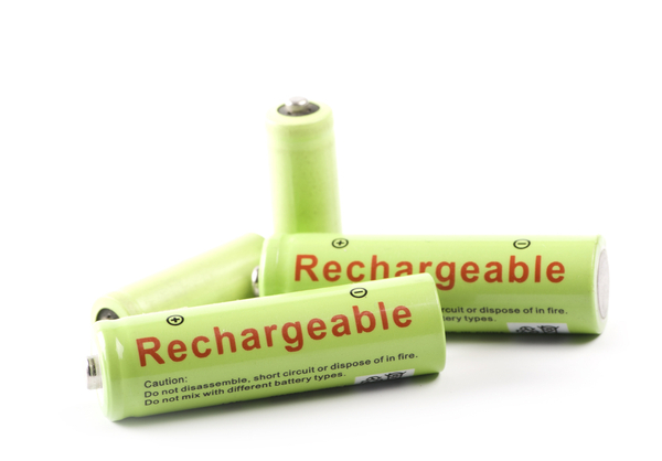 Piles rechargeables